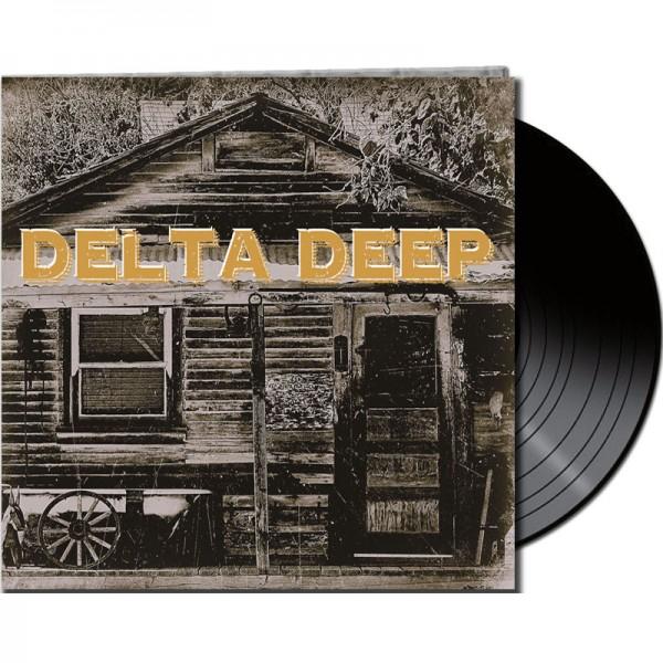 DELTA DEEP - Delta Deep - LTD Gatefold Black Vinyl, 180 Gram