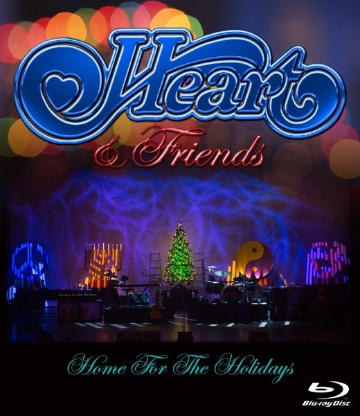 Heart - Heart & Friends-Home For The Holidays