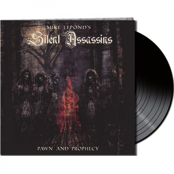 MIKE LEPOND'S SILENT ASSASSINS - Pawn And Prophecy - LTD Gatefold Black Vinyl, 180 Gram