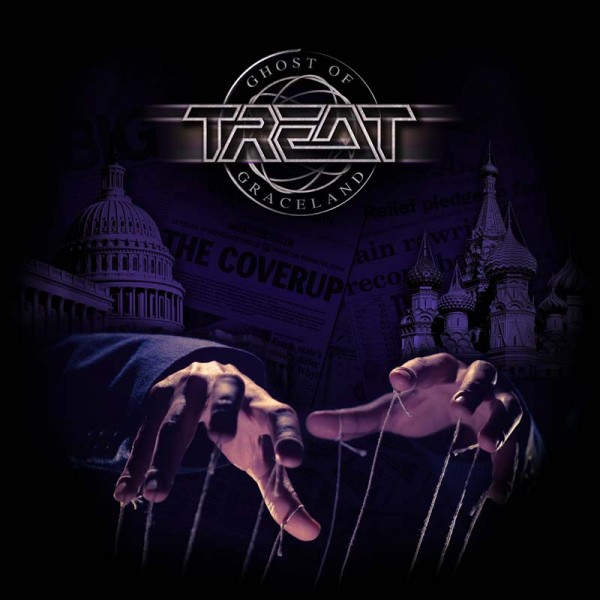 Treat - Ghost Of Graceland (Ltd.Gatefold Black Vinyl)