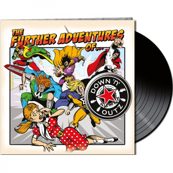 DOWN 'N OUTZ - The Further Adventures Of… - LTD Gatefold Black Vinyl, 180 Gram