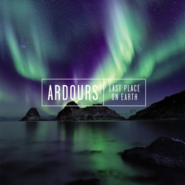 ARDOURS - Last Place on Earth - CD Jewelcase