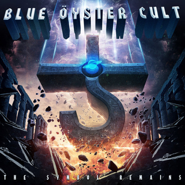 BLUE ÖYSTER CULT - The Symbol Remains - CD Jewelcase