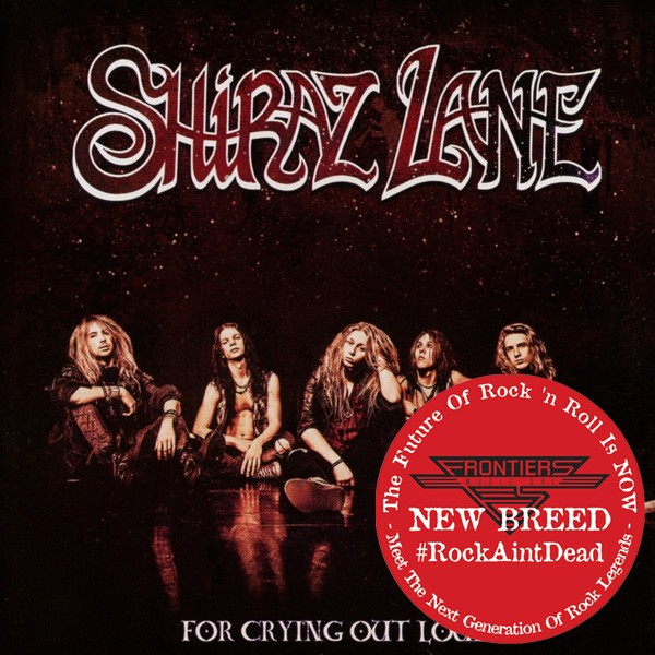 SHIRAZ LANE - For Crying Out Loud - CD Jewelcase