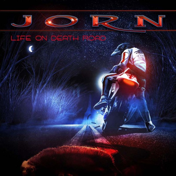 JORN - Life on Death Road - CD Jewelcase