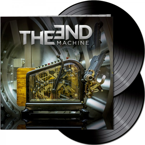 THE END: MACHINE - The End Machine - LTD Gatefold Black 2-Vinyl, 180 Gram
