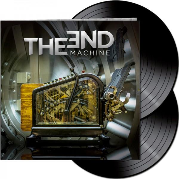 THE END: MACHINE - The End Machine - LTD Gatefold Black 2-Vinyl, 180 Gram