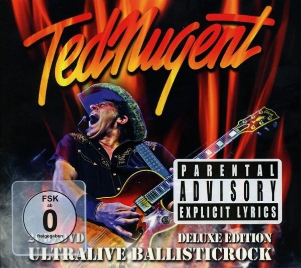 TED NUGENT - Ultralive Ballisticrock - CD+DVD