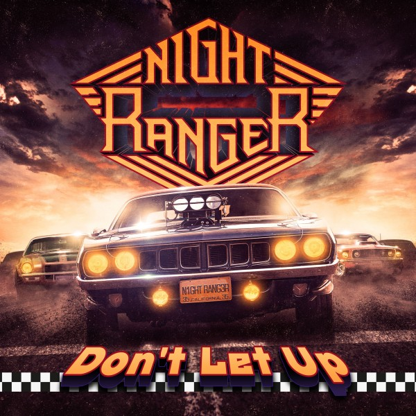 Night Ranger - Don't Let Up - CD Jewelcase