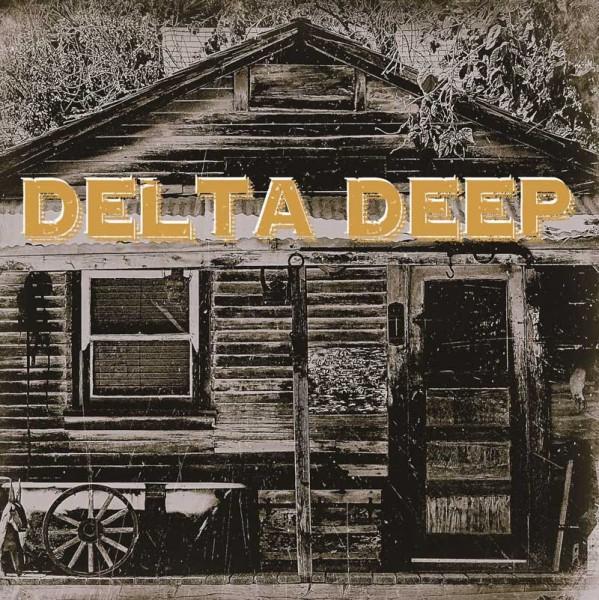 DELTA DEEP - Delta Deep (Reissue) - CD Jewelcase
