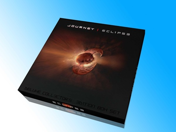 Journey - Eclipse (Inkl.Ecolbook+2LP+T-Shirt Gr.L+Si