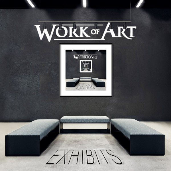 WORK OF ART - Exhibits - CD Jewelcase