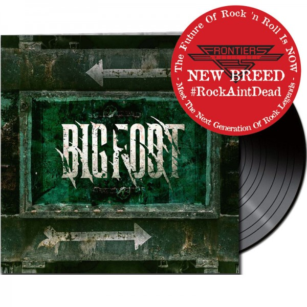 BIGFOOT - Bigfoot - LTD. Gatefold Black Vinyl/180 Gram