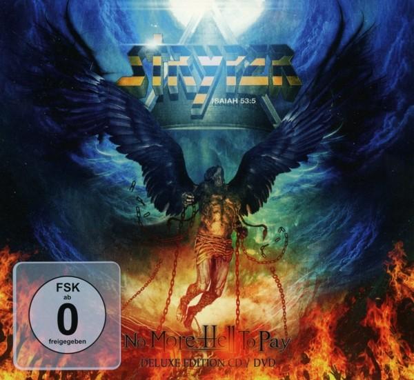 STRYPER - No More Hell To Pay - Ltd.CD+DVD-Digipak