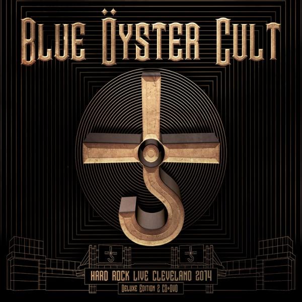 BLUE ÖYSTER CULT - Hard Rock Live Cleveland 2014 - 2CD+DVD Digipack