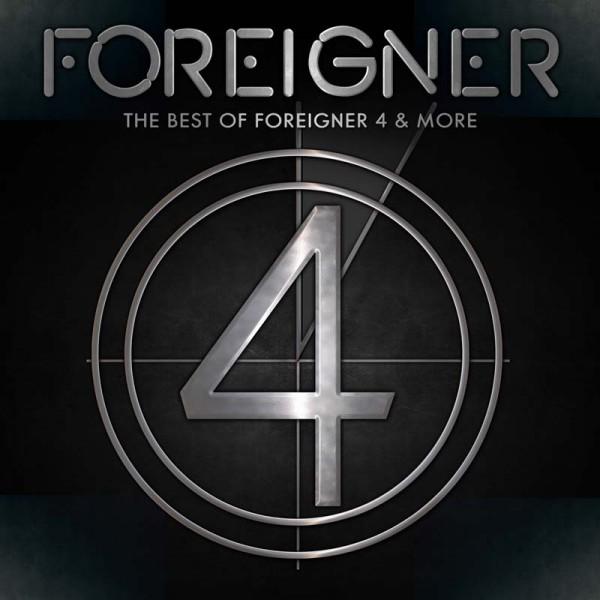 Foreigner - The Best Of 4 And More (Ltd.Gatefold Black Vinyl)