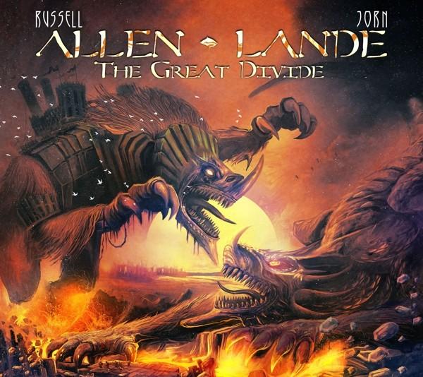 ALLEN / LANDE - The Great Divide (Digipak)