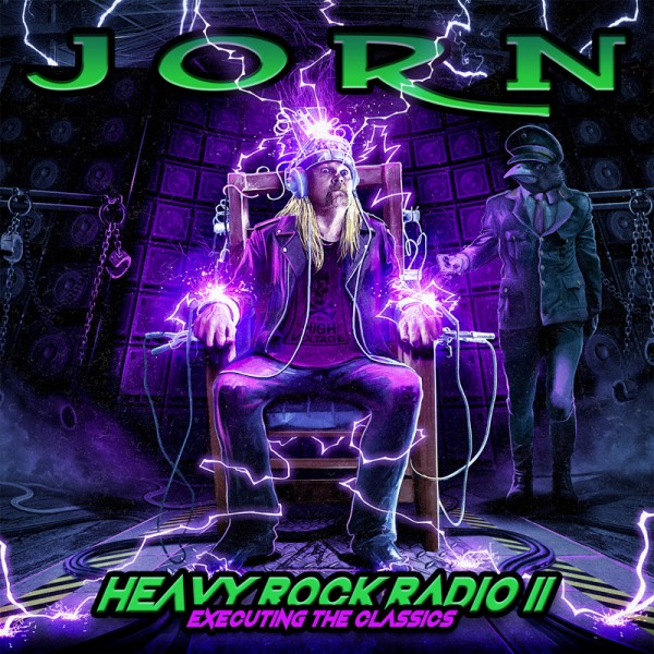 JORN - Heavy Rock Radio II - Executing The Classics - CD Jewelcase