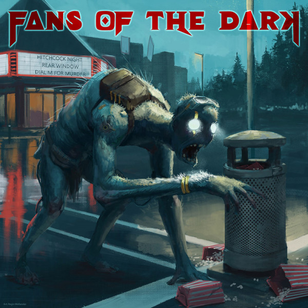 FANS OF THE DARK - Fans Of The Dark - CD Jewelcase