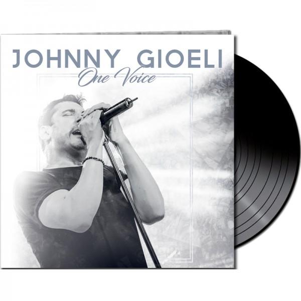 JOHNNY GIOELI - One Voice - LTD Gatefold Black Vinyl, 180 Gram