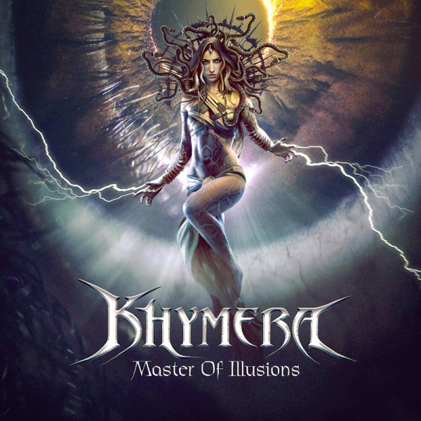 KHYMERA - Master Of Illusions - CD Jewelcase