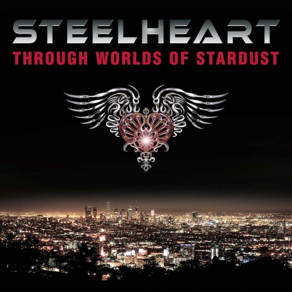 STEELHEART - Through Worlds Of Stardust - CD Jewelcase