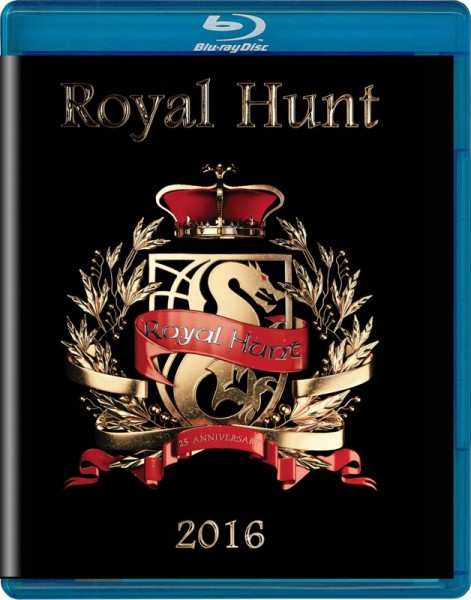 Royal Hunt - 2016 - Blu Ray