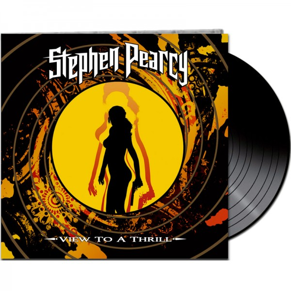 STEPHEN PEARCY - View To A Thrill - LTD Gatefold BLACK Vinyl, 180 Gram