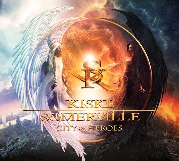 Kiske/Somerville - City Of Heroes - Ltd.Gatefold