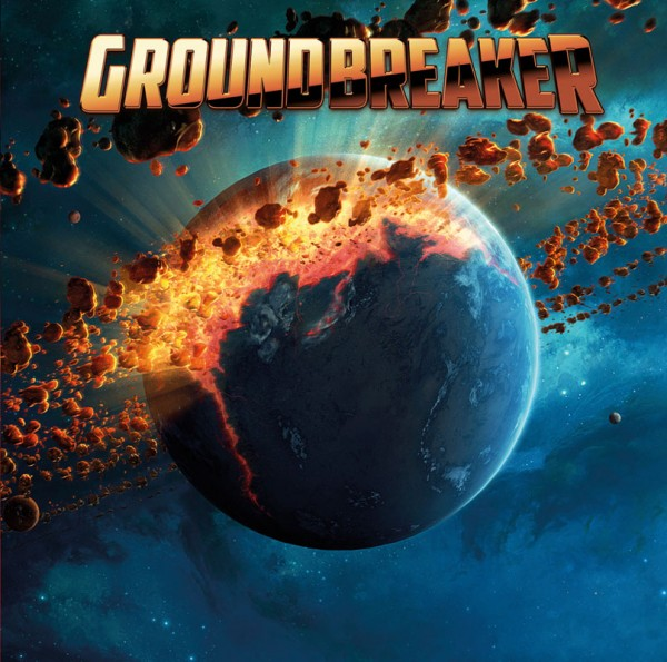 GROUNDBREAKER - Groundbreaker - CD Jewelcase