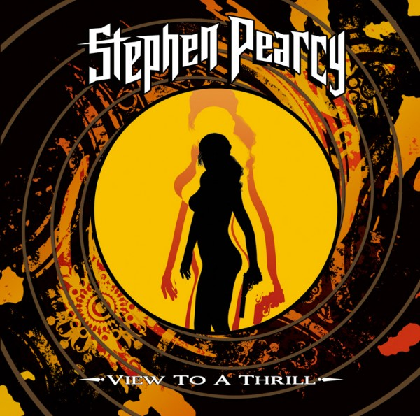 STEPHEN PEARCY - View To A Thrill - CD Jewelcase