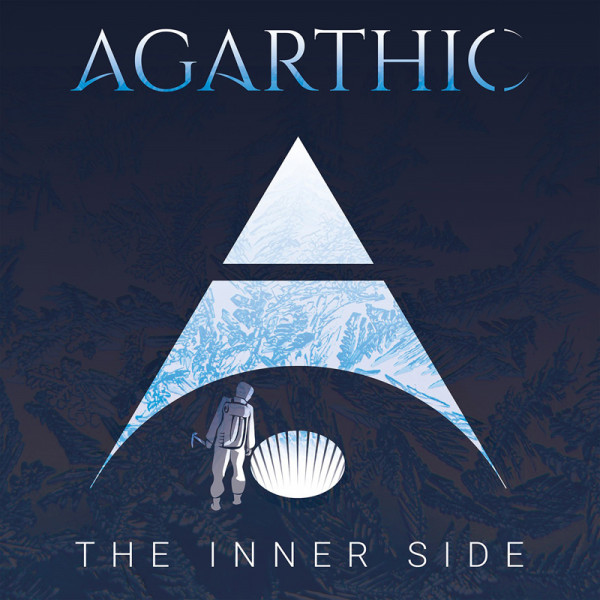 AGARTHIC - The Inner Side - CD Jewelcase
