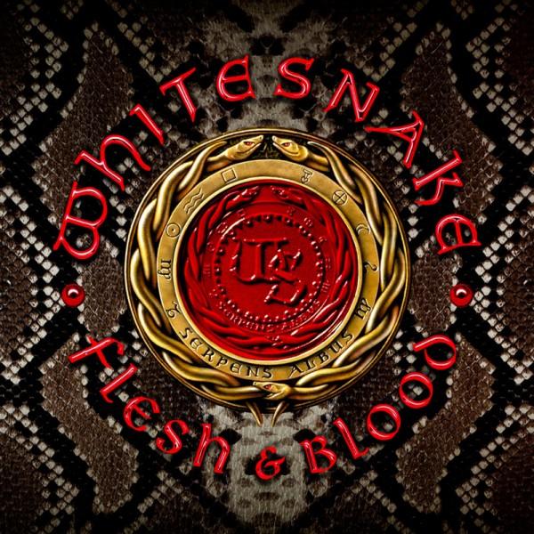 WHITESNAKE - Flesh & Blood - CD Jewelcase