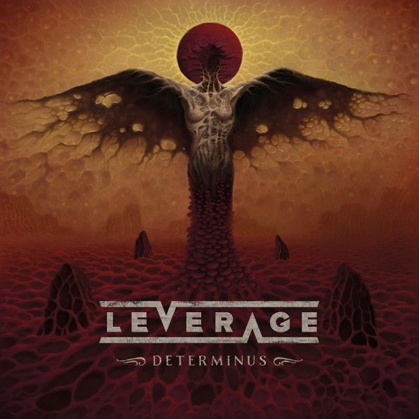 LEVERAGE - DeterminUs - CD Jewelcase
