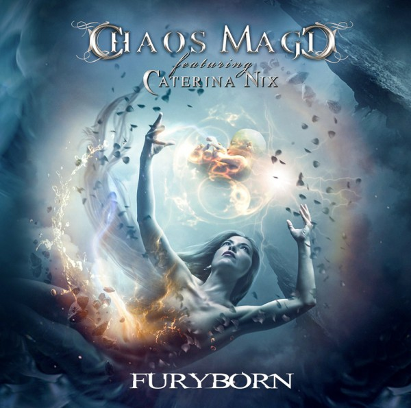 CHAOS MAGIC feat. CATERINA NIX - Furyborn - CD Jewelcase
