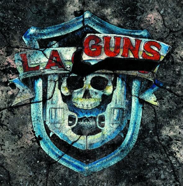 L.A. GUNS - The Missing Peace - LTD. Gatefold 2 Black Vinyl/180 Gram