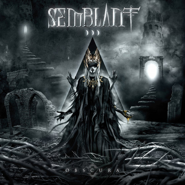 SEMBLANT - Obscura - CD Jewelcase