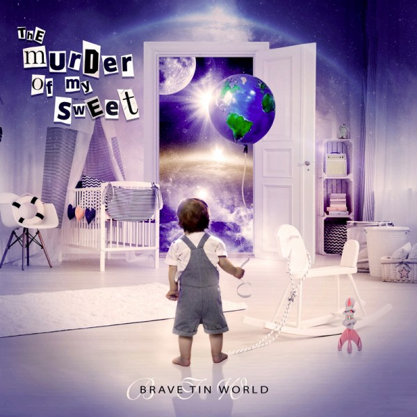 THE MURDER OF MY SWEET - Brave Tin World - CD Jewelcase