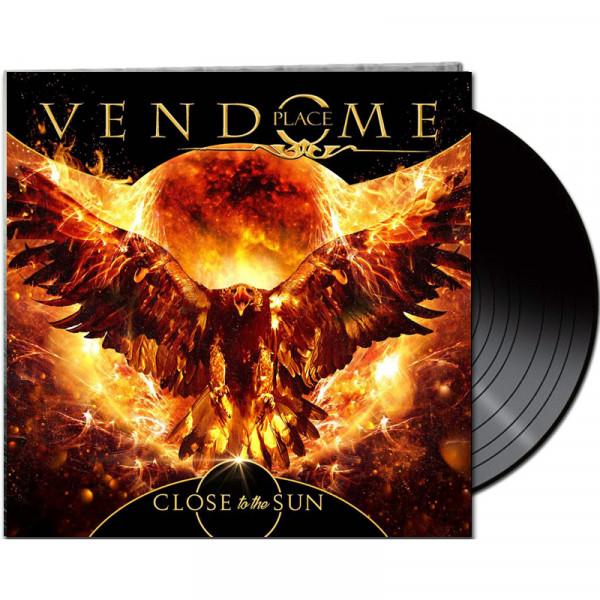 PLACE VENDOME - Close To The Sun - Ltd. Gatefold BLACK LP