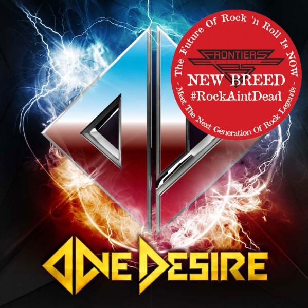 ONE DESIRE - One Desire - CD Jewelcase