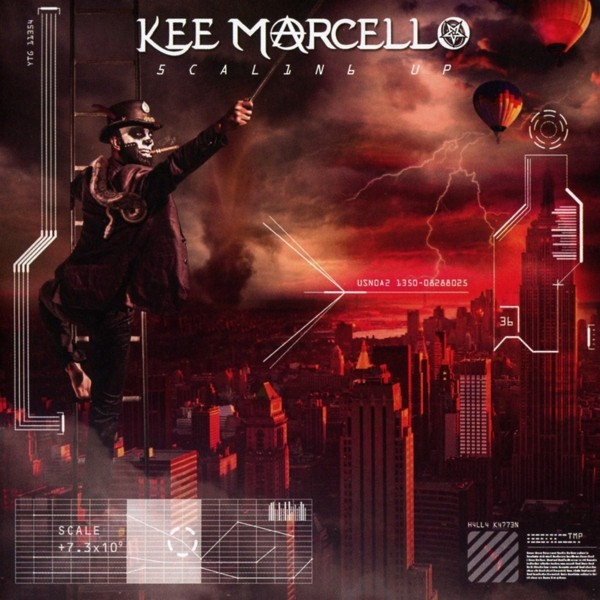 KEE MARCELLO - Scaling Up - CD Jewelcase