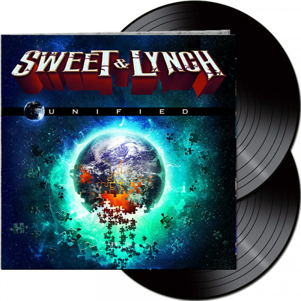 SWEET & LYNCH - Unified - Ltd. Gatefold Black 2-LP