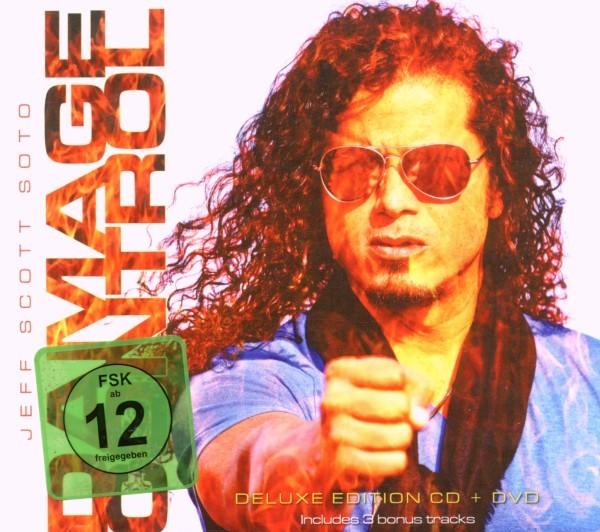 Soto,Jeff Scott - Damage Control (Ltd.Digipak+Bonus-DVD)
