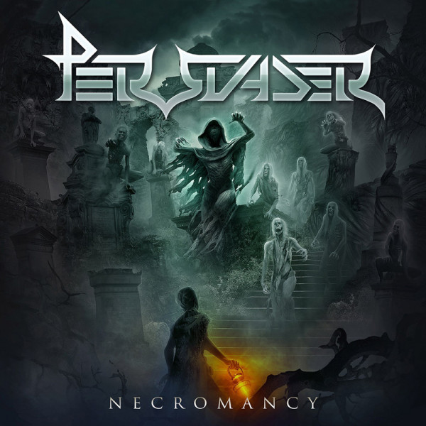 PERSUADER - Necromancy - CD Jewelcase
