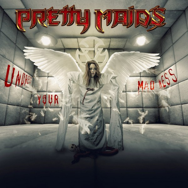 PRETTY MAIDS - Undress Your Madness - CD Jewelcase