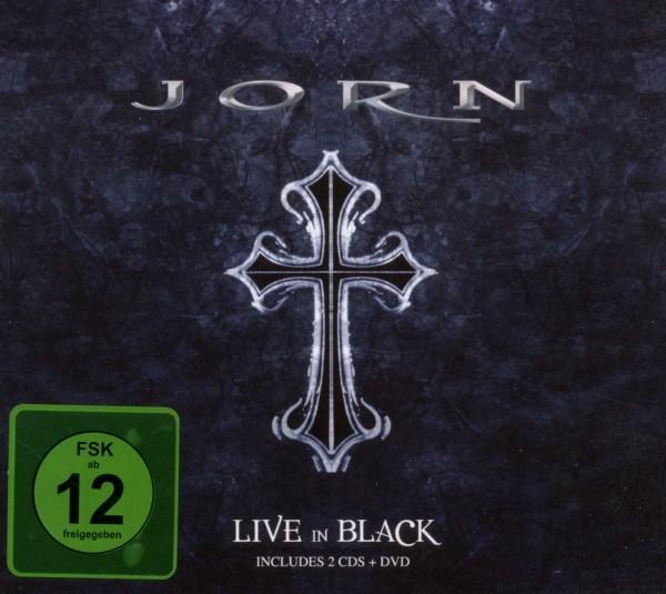 Jorn - Live In Black-Sweden Rock 2010 (Digipak)