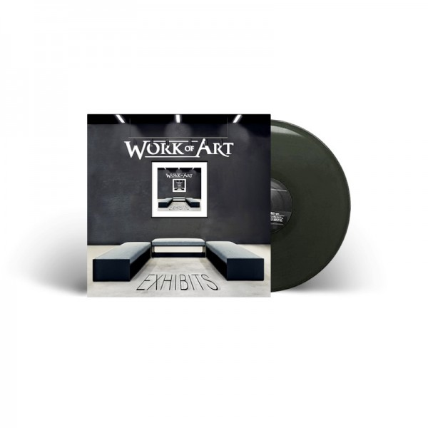 WORK OF ART - Exhibits - Ltd. Gatefold BLACK Vinyl, 180g