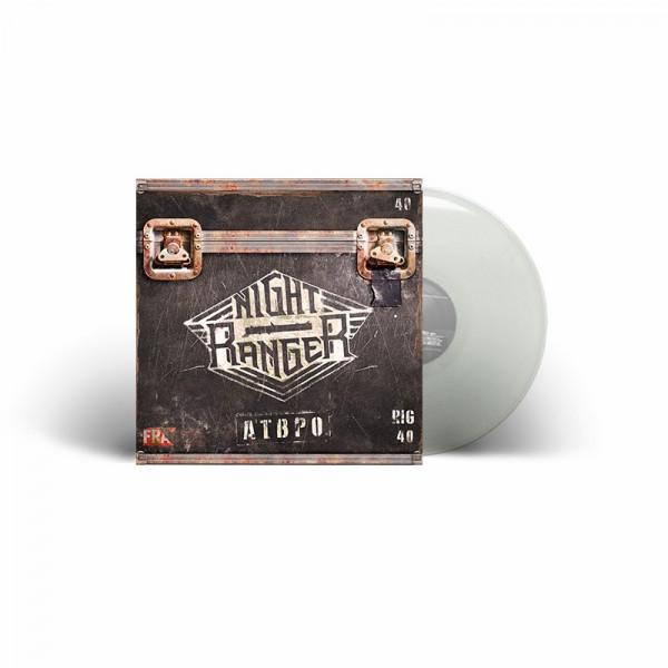 NIGHT RANGER - ATBPO - Ltd. Gatefold CRYSTAL LP - Exclusive!