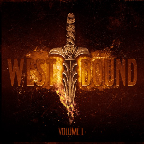 WEST BOUND Feat. Chas West - Vol. 1 - CD Jewelcase
