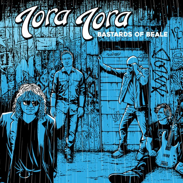 TORA TORA - Bastards of Beale - CD Jewelcase